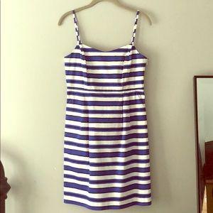 ♦️GAP Dress LIKE NEW Blue, White & Black Stripes